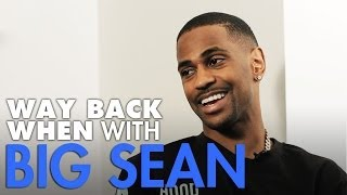 Big Sean Video - Big Sean Talks Getting Blackout Drunk & Making Out - Interview