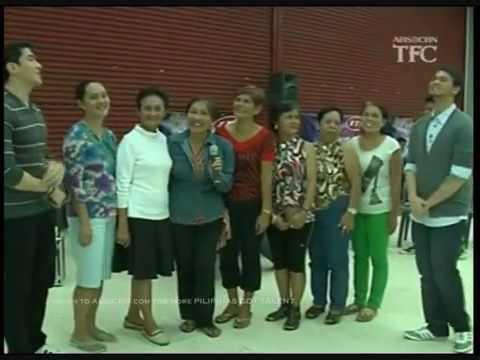 PILIPINAS GOT TALENT Semi - finalist - GOLDIES & GOODIES