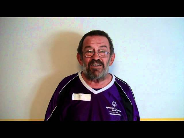 Meet Special Olympics Vermont Athlete Larry Young