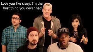 Pentatonix - Evolution Of Beyoncé (HD LYRICS VIDEO)