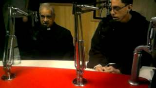 Entrevista do Padre Rufus na Radio Shalom 690 AM
