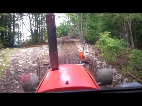 Zetor 7340 & Zetor Proxima 85 Summer 2015 [HD] - YouTube