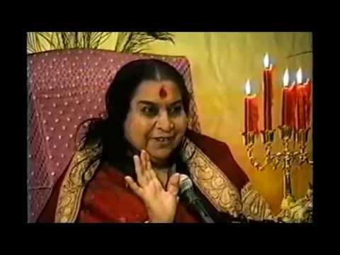 Sahaja Yoga - Hamsa chakra Puja Talk , 1991 (Shri Mataji Nirmala Devi)
