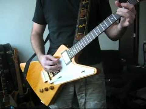 Lynyrd Skynyrd - Double Trouble - Allen Collins guitar part