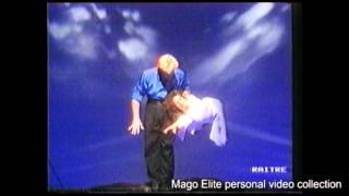 The Pendragons, total levitation - Mago Elite video collection