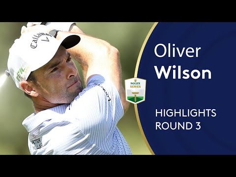 Oliver Wilson makes move with 65 in Sun City | Round 3 Highlights | Nedbank Golf Challenge