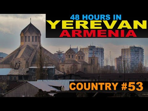 A Tourist's Guide to Yerevan, Armenia www.theredquest.com