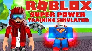 JEG BLIVER EN SUPERHELT!? Super Power Training Simulator