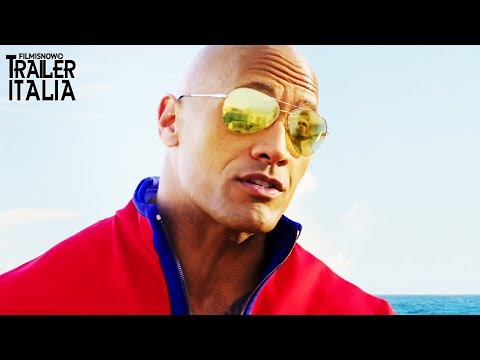 BAYWATCH | Tutte le clip e trailer compilation con Dwayne Johnson