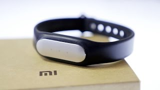 Mi Band Budget Fitness / Activity Tracker Review