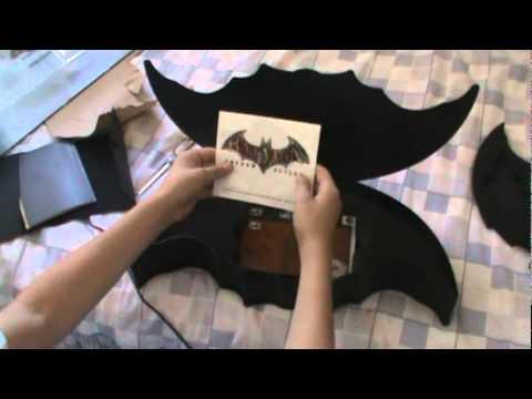 Unboxing Batman Arkham Asylum Edição de Colecionador (PT-BR)
