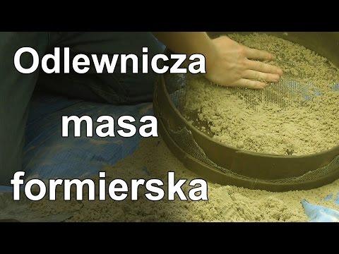Jak zrobić odlewniczą masę formierską - Podstawy odlewnictwa metali - JestemInżynierem.pl