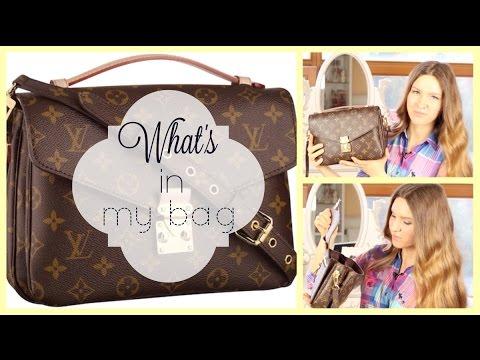 Что в моей сумке? / What's in my bag