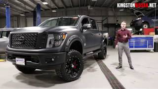 Rocky Ridge Trucks at Kingston Nissan!