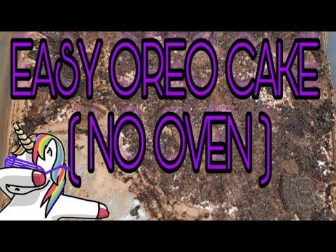 Easy No-Bake OREO cake | Municorn MP3
