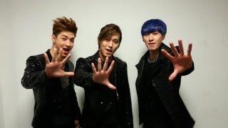 Super Junior-M_Henry & Sungmin & Eunhyuk's Message