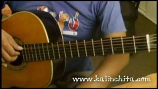 Ella - Leonardo Fabio - Como tocar en Guitarra