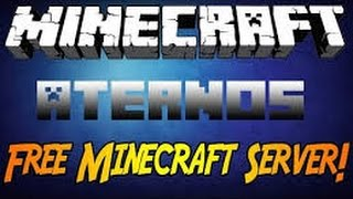 Categories Video Minecraft Server Online Hosten - Minecraft server erstellen kostenlos aternos