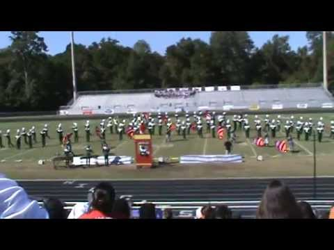 2014 Lower State Championships - West Florence High School Band