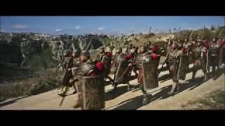 Ben Hur (2016) Roman march into Jerusalem