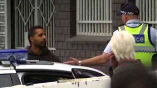 Two dead after Melbourne shooting