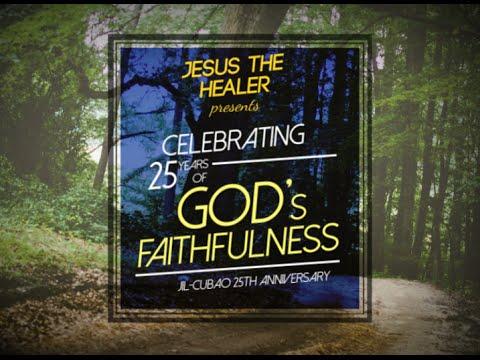 Celebrating 25 years of God's Faithfulness