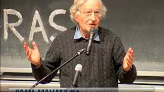 Noam Chomsky - Haiti, Honduras -  History of US Rule in Latin America.