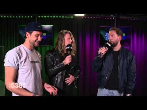 Wie van de Drie met Kris Kross Amsterdam