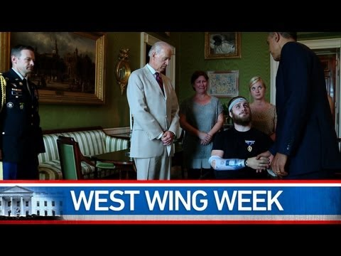 "West Wing Week 07/27/12 ""A Brighter Day Is Going To Come"""