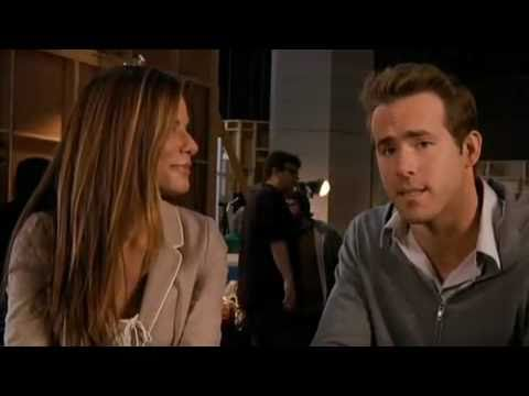 Ryan Reynolds and Sandra Bullock in a very funny interview