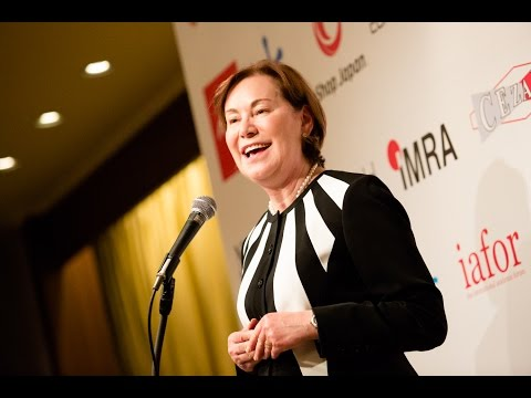 "Changing Conditions for Women in the Workforce - Monika Merz, President, Toys ""R"" Us, Asia Pacific"