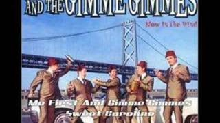 Watch Me First  The Gimme Gimmes Sweet Caroline video