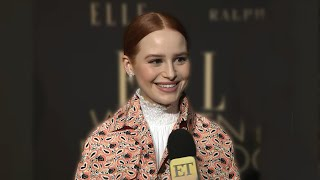 Why Madelaine Petsch Says Natalie Portman Is Her Total Girl Crush (Exclusive)