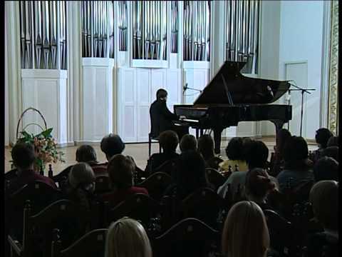 """Дебюсси Клод - Complete Piano Works Preludes I тетрадь 6. """"Шаги на снегу"""""""