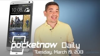 iOS 6.1.3 Kills Jailbreak, Galaxy Note III Design Ready, HTC One Delays & More - Pocketnow Daily