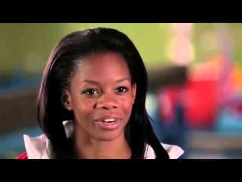 Gabby Douglas: Gold Medal Winner For Olympic 2012. (At 16!)