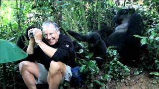 Jonathan Rossouw's Gorilla Encounter in Uganda