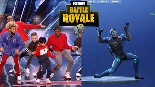 Fortnite Viral Dance On America's Got Talent 2018