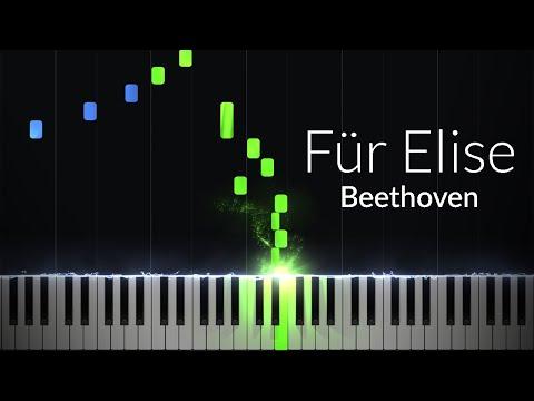 Бетховен Людвиг ван - Fur Elise Simple