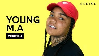 "Young M.A ""PettyWap"" Official Lyrics & Meaning 