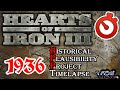 Hearts Of Iron 3 Road To War With Historical Plausability Project Timelapse mp3