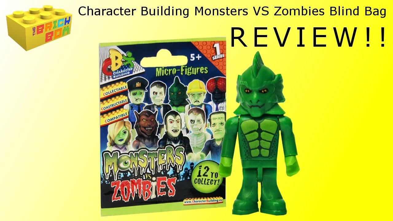 monster vs zombies