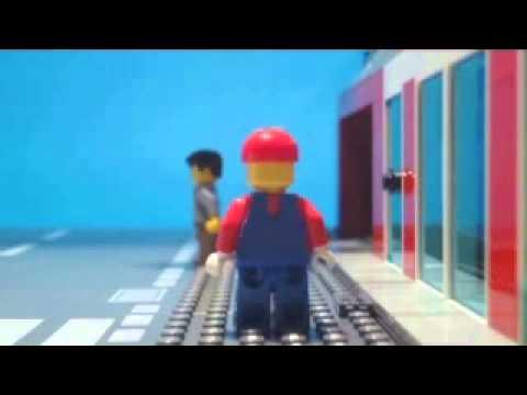 A day with LEGO Mario / Ein Tag mit LEGO Mario