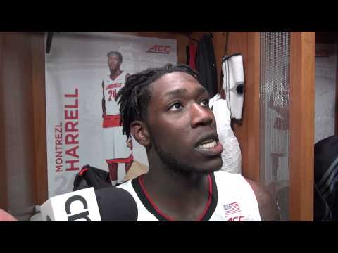 Montrezl Harrell Savannah State Post-Game 11-24-2014