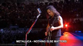 Metallica Nothing Else Matters Hd Español Traducida Subtitulado
