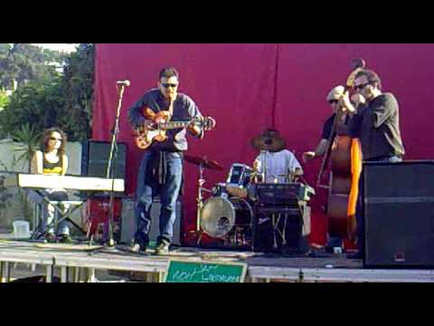 Barbacoa Jam - Tear it up - 24/04/2010