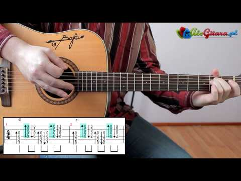 Jak zagrać na gitarze: Dżem - Naiwne pytania | AleGitara.pl