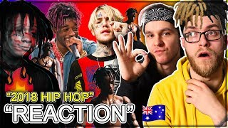 AUSSIE GUY REACTS TO AMERICAN HIP HOP (LIL PEEP, TRAVIS SCOTT, XXXTENTACION, LIL UZI VERT & MORE)