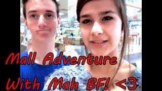 MALL ADVENTURE WITH MAH BF!! ( Vlog Day 56)