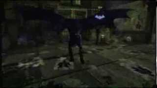 Batman: Arkham City XBOX 360 GAMEPLAY